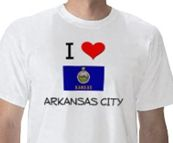 I love Arkansas City Kansas