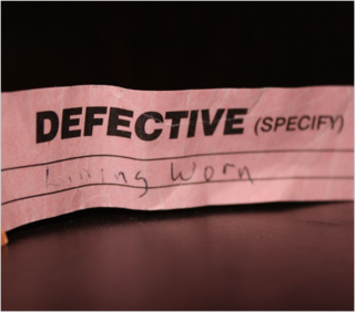 The Defective Tag