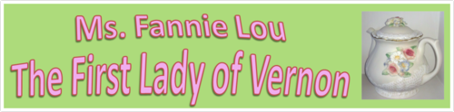 Ms. Fannie Lou The First Lady of Vernon by BN Heard (c)