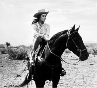 There's nothing like a woman on a horse