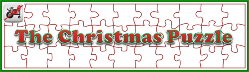 The Christmas Puzzle by BN Heard (c)