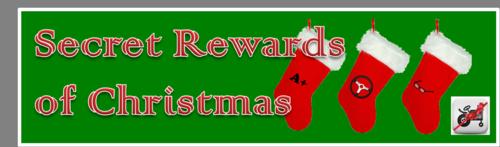 Secret Rewards of Christmas by BN Heard (c)