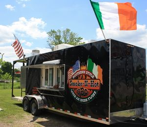 "The Smoke-N-Hot ""Mobile"" Restaurant"