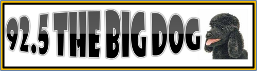 92.5 The Big Dog by BN Heard (c)