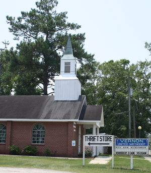Vernon United Methodist Church, Vernon, FL
