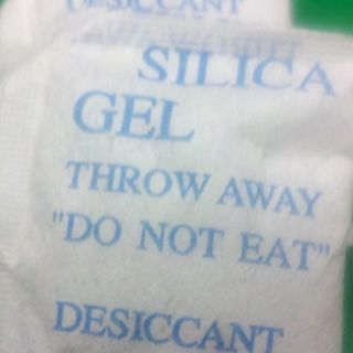 Silica Gel picture from Cranks My Tractor