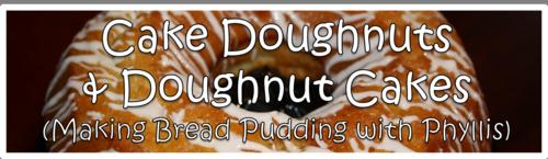 Cake Dougnuts & Doughnut Cakes by BN Heard (c)