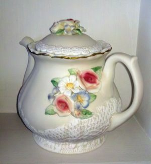 Ms. Fannie Lou's Musical Teapot