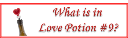 What is in Love Potion Number 9? by BN Heard (c)
