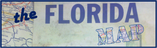 The Florida Map by BN Heard (c)