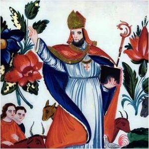 Saint Valentine was martyred for love