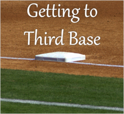 Getting to Third Base by BN Heard (c)