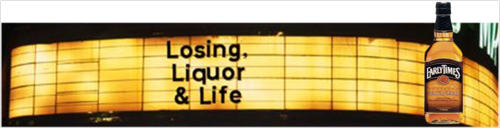 Losing, Liquor & Life by BN Heard (c)