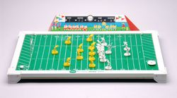 Do you know anyone that ever actually completed a pass in electric football?