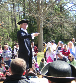 Colonial Williamsburg Interpreter