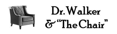 """Dr. Walker & """"The Chair"""" by BN Heard (c)"""