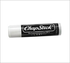 Chap Stick Saves Lives