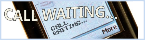 Call Waiting by BN Heard (c)