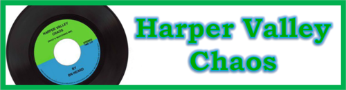 Harper Valley Chaos by BN Heard