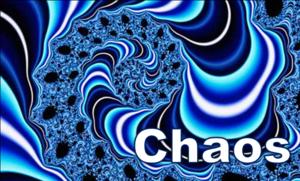 Chaos cranks my tractor...