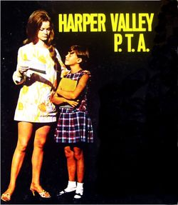 Harper Valley PTA (Listen to it at the bottom of page)