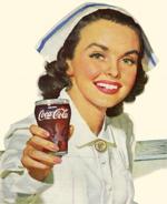 You need a Coca-Cola
