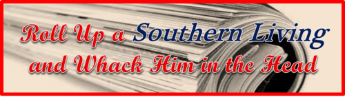 Roll Up a Southern Living and Whack Him in the Head by BN Heard (c)
