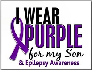 Wear Purple