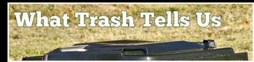 What Trash Tells Us by BN Heard copyright 2014