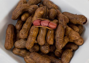 Boiled peanuts crank my tractor...