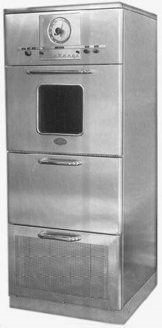 Percy Spencer's Microwave Oven