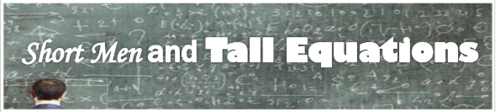 Short Men and Tall Equations by BN Heard (c)