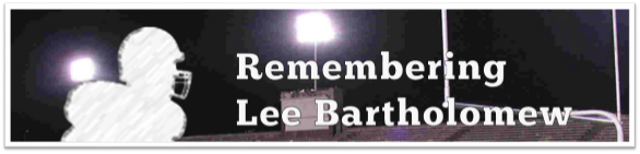 Remembering Lee Bartholomew