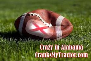 Crazy in Alabama by BN Heard (c) CranksMyTractor