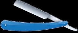a straight razor