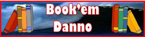 Bookem Danno by BN Heard (c)