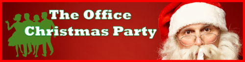 The Office Christmas Party by BN Heard (c)