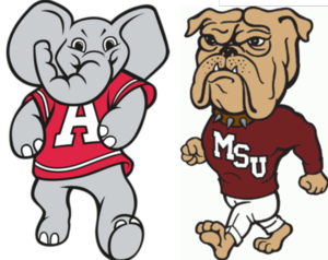 Alabama vs Mississippi State
