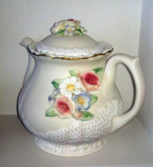 Ms. Fannie Lou's Teapot