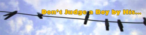 Don't Judge a Boy by His by BN Heard (c)