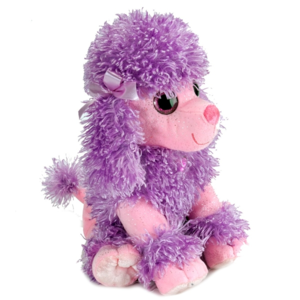 A Pink and Purple Poodle for the correct answer...