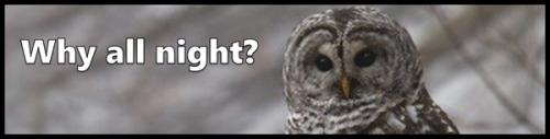 Why all night by BN Heard (c)