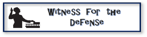Witness for the Defense by BN Heard (c)