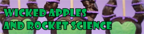 Wicked Apples and Rocket Science by BN Heard (c)