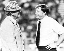Daddy loved Coach Bryant