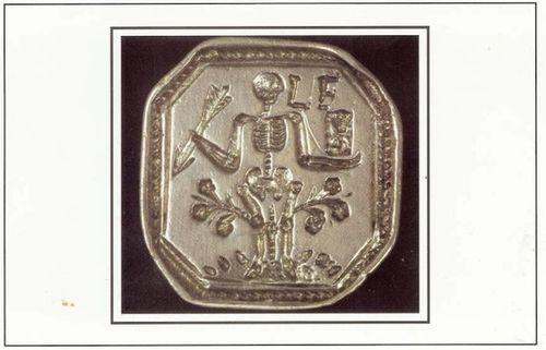 Jamestown Memento Mori Symbol
