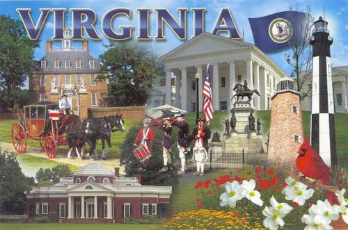 Virginia - The Old Dominion State